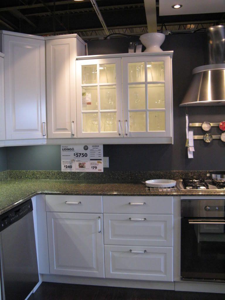 Lidingo White Cabinets Color Of Appliances And Countertops White Cabinets Cabinet Kitchen