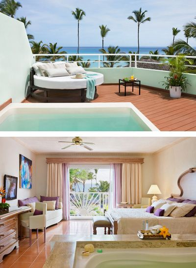 Honeymoon Suite Ocean View The Epitome Of Romance All Suites Feature Large Private