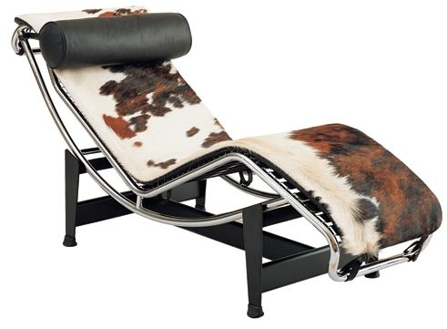 Le Corbusier Pony Chaise Lounge LC4
