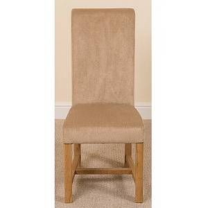 Jasia Braced Scroll Upholstered Dining Chair 17 Stories  - Size: 109cm H X 47cm W X 61cm D