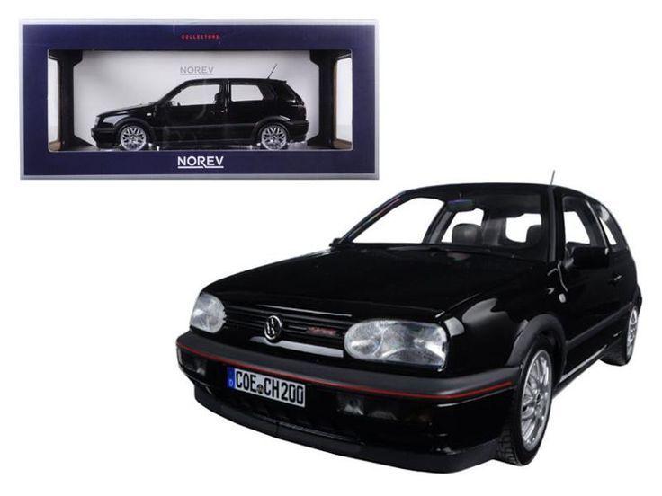 1996 Volkswagen Golf Gti 20 Years Anniversary Edition Black