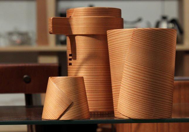 Saikai Kurikyu Wooden Magewappa Simple yet highly elegant wooden tableware made using the magewappa & Saikai Kurikyu: Wooden Magewappa Simple yet highly elegant wooden ...
