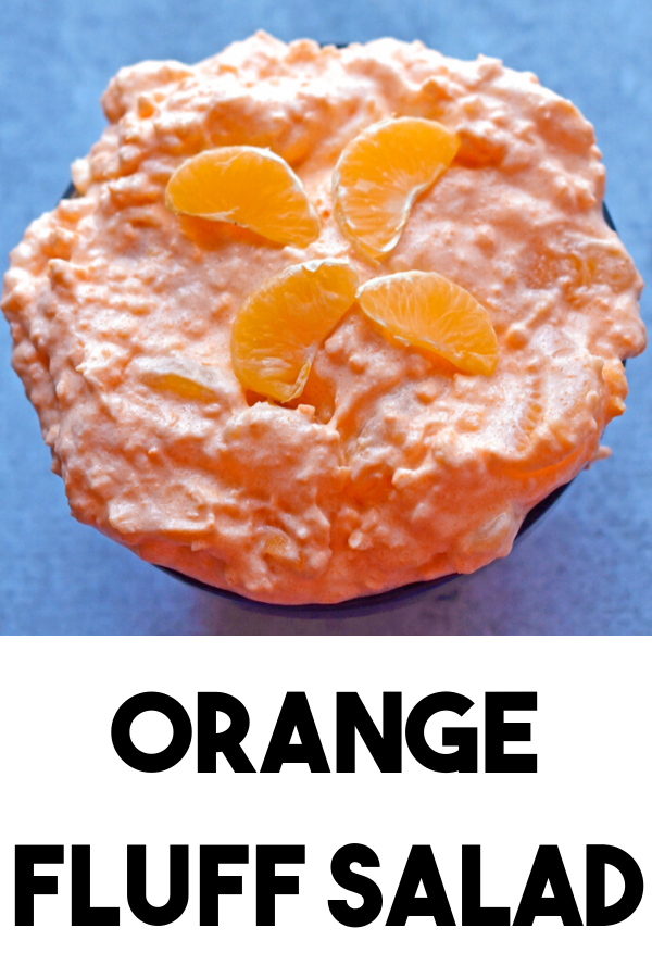 Orange Fluff Salad With Cottage Cheese This Mandarin Orange Fluff Salad Is A Classic Recipe Remade With Fresh Ingredients Perf In 2020 Orange Recipes Food Recipes Orange Fluff
