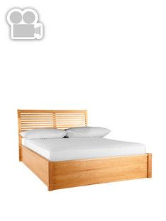Storage Bed | www.littlewoods.com | Bed frame with storage ...