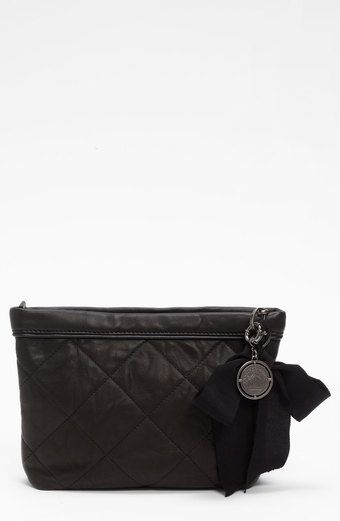 Amalia Leather Pouchette