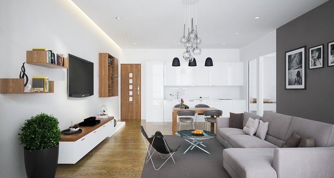 Diseño-de-sala-y-cocina-de-mini-departamento.jpg (1109×591 ...