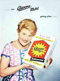 Werbung Bilder 1961 Alte Werbung Werbung Werbeschilder