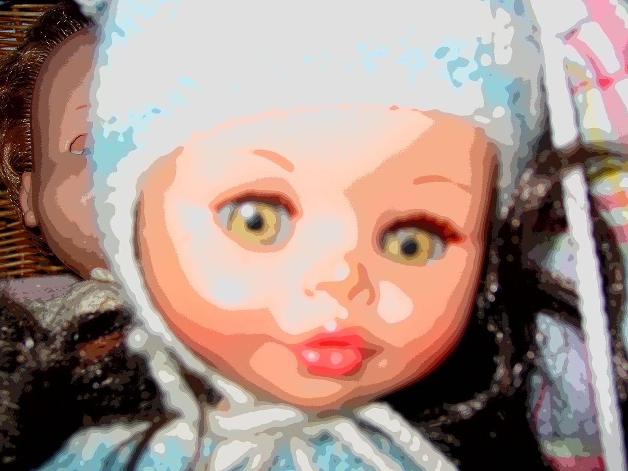 Catrien the doll