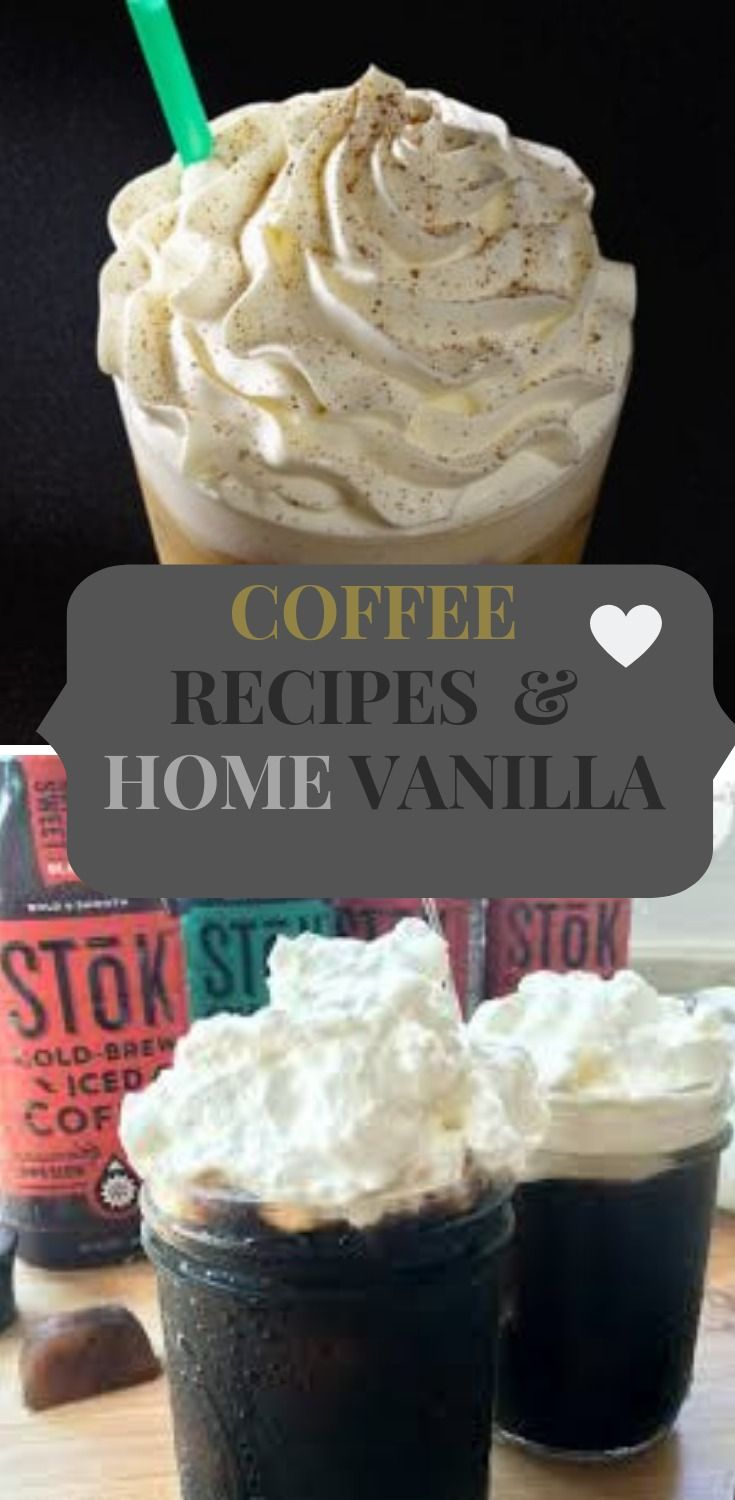 21++ Vanilla iced coffee recipe at home ideas in 2021