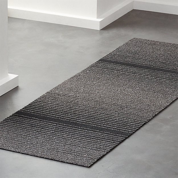 Chilewich Grey Ombre Shag Runner 2 X6 Reviews In 2020
