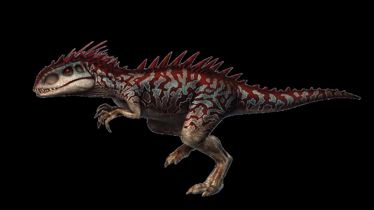 Jurassic World: Hybrid Indominus Rex V2 by sonichedgehog2 on