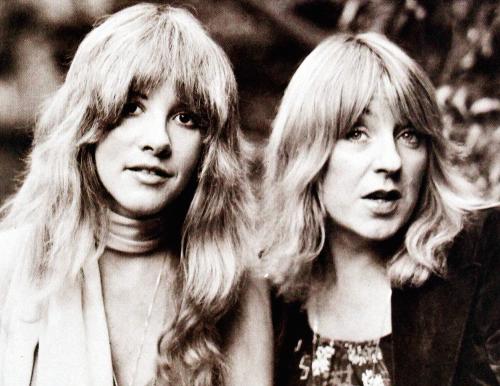 Stevie Nicks & Christine McVie, Fleetwood Mac