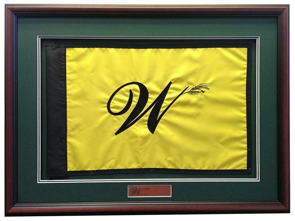 The Premium Pin Flag - GreatGolfMemories.com | Golf Pin Flag Display ...