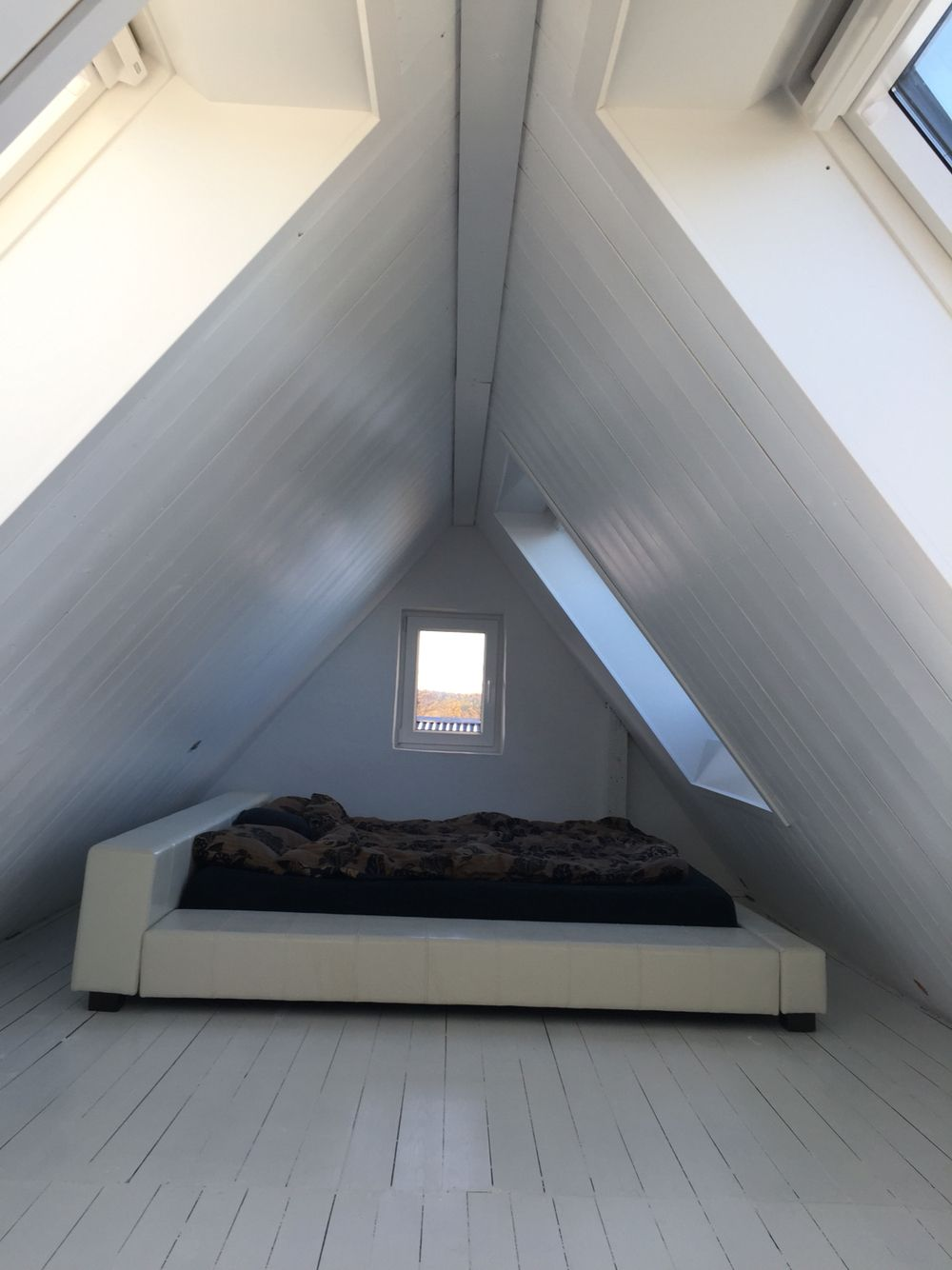 Bett Sternenhimmel ein bett unter dem sternenhimmel dachausbau ideen rund ums haus