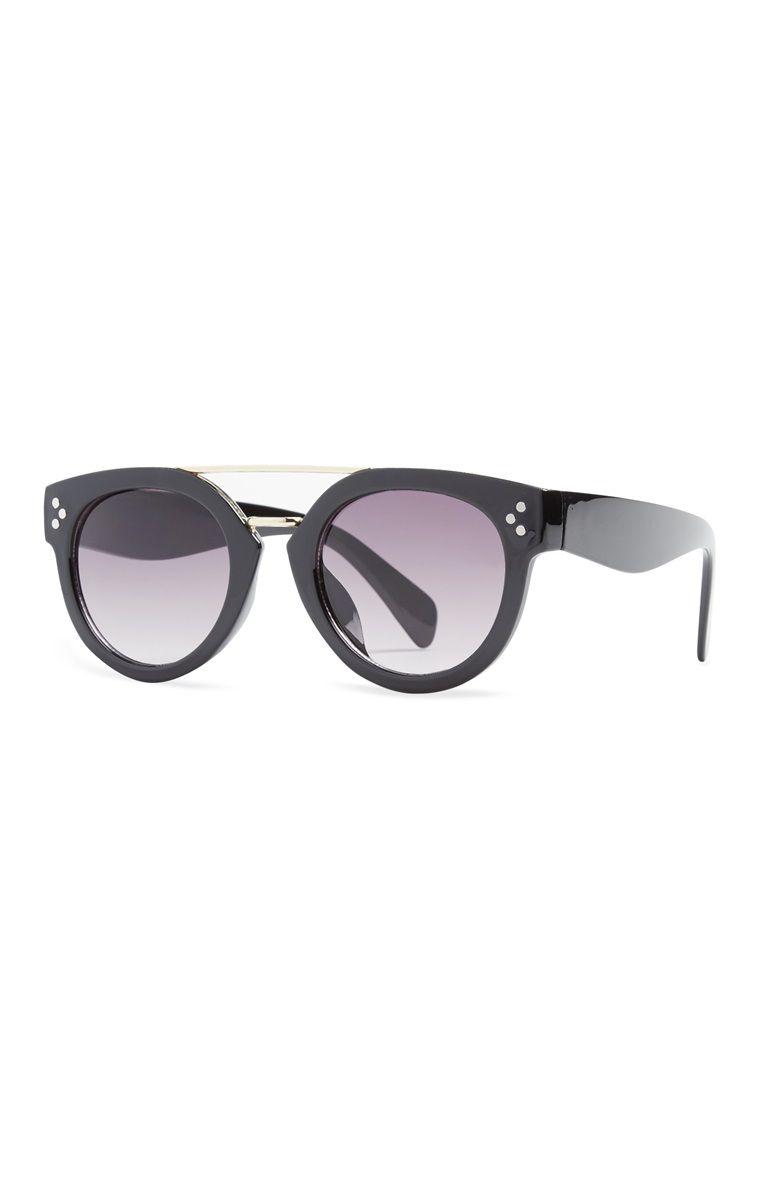 743c0b8ca95 Black D Brow Sunglasses