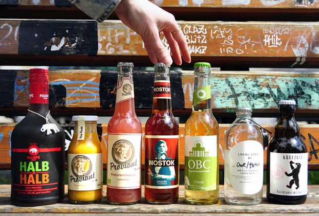 The real dog days might be over, but here's hoping for an Indian summer - these six homegrown Berlin beverages are brimming with enough taste and indie spirit to see you well into autumn.