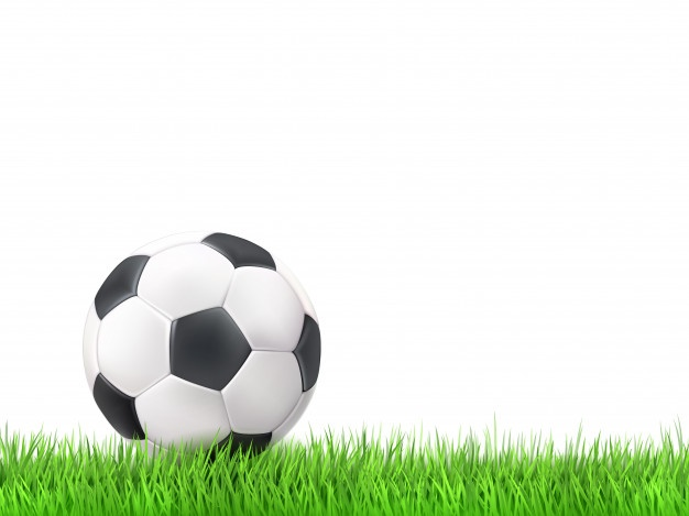 Download Soccer Ball Grass Background For Free In 2020 Soccer Ball Soccer Grass Background