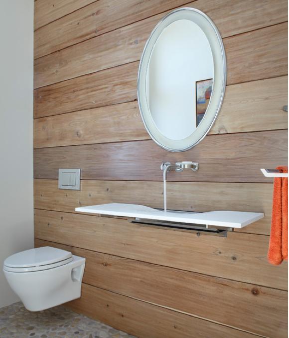 floating/low profile sink | unique bathroom vanity, wall