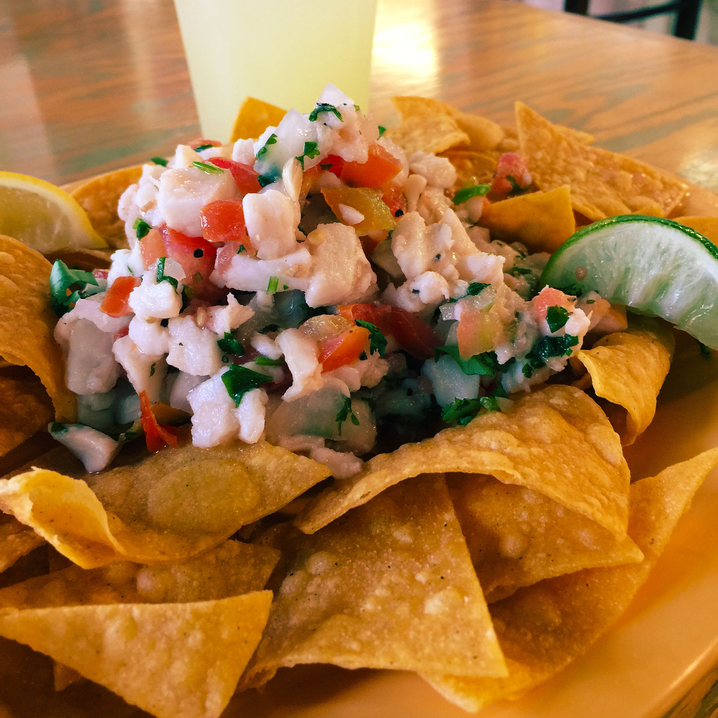 Feelin\' ceviche? Get some Hoochies on your way to gameday! Then hop ...