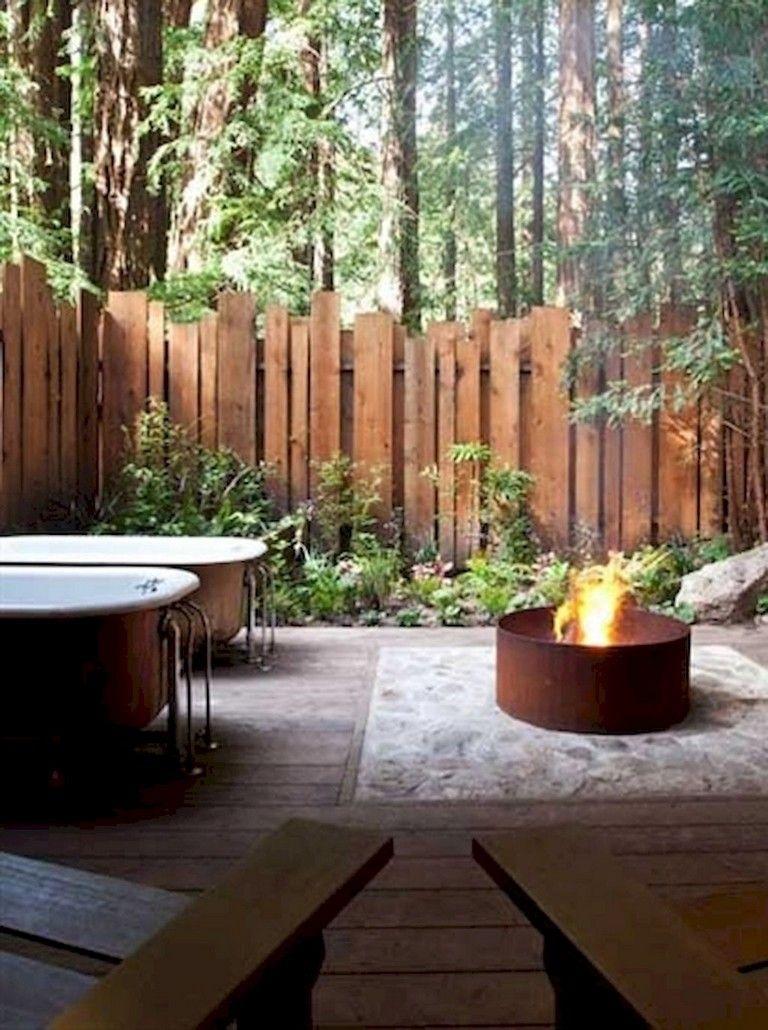 60 pretty diy backyard privacy fence ideas on a budget on backyard garden fence decor ideas id=19116