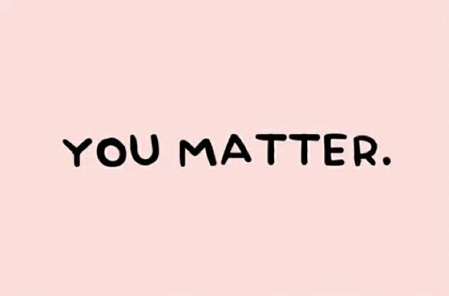 positivity self love self care pastel pink text aesthetic
