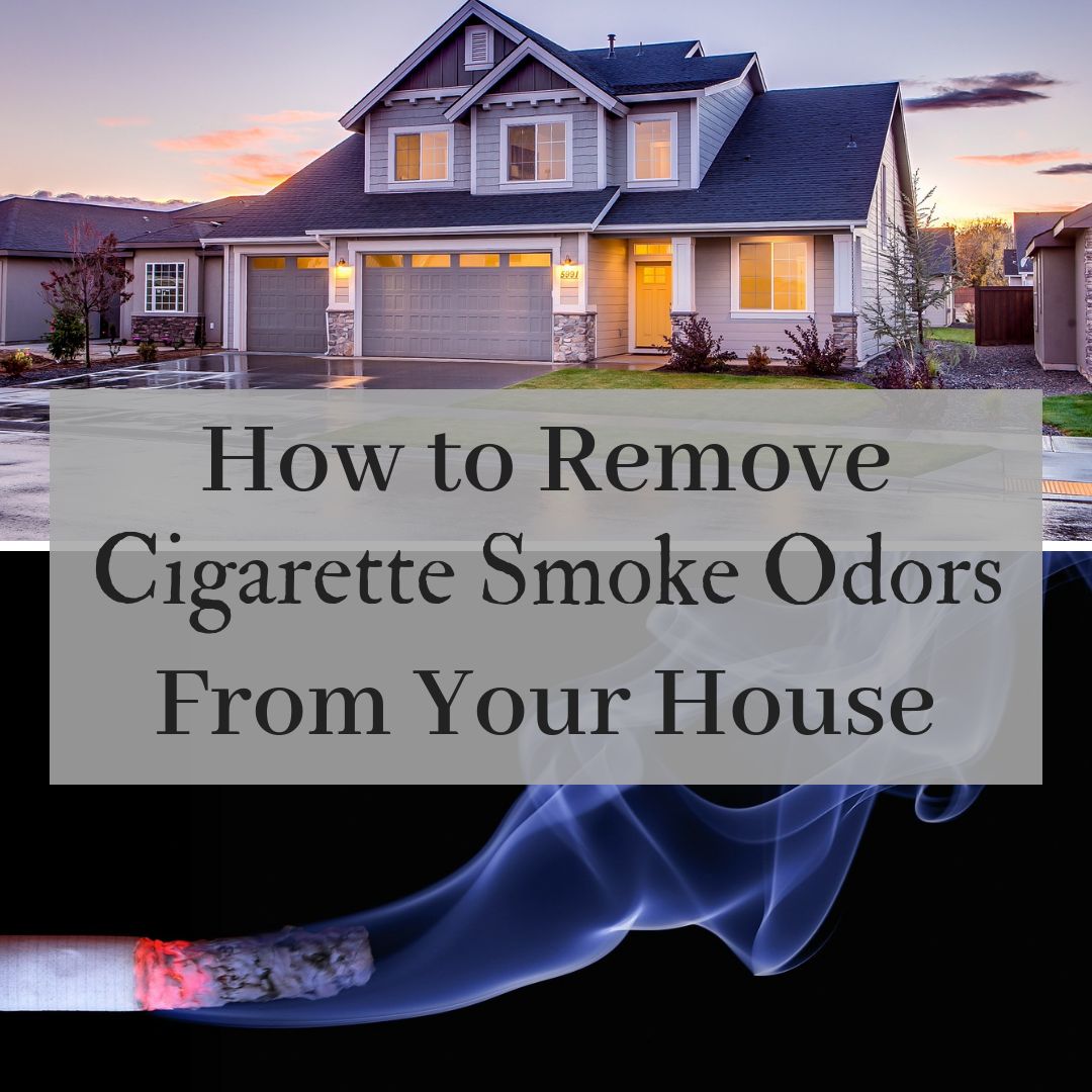 How To Get Rid Of Marijuana Smell From House