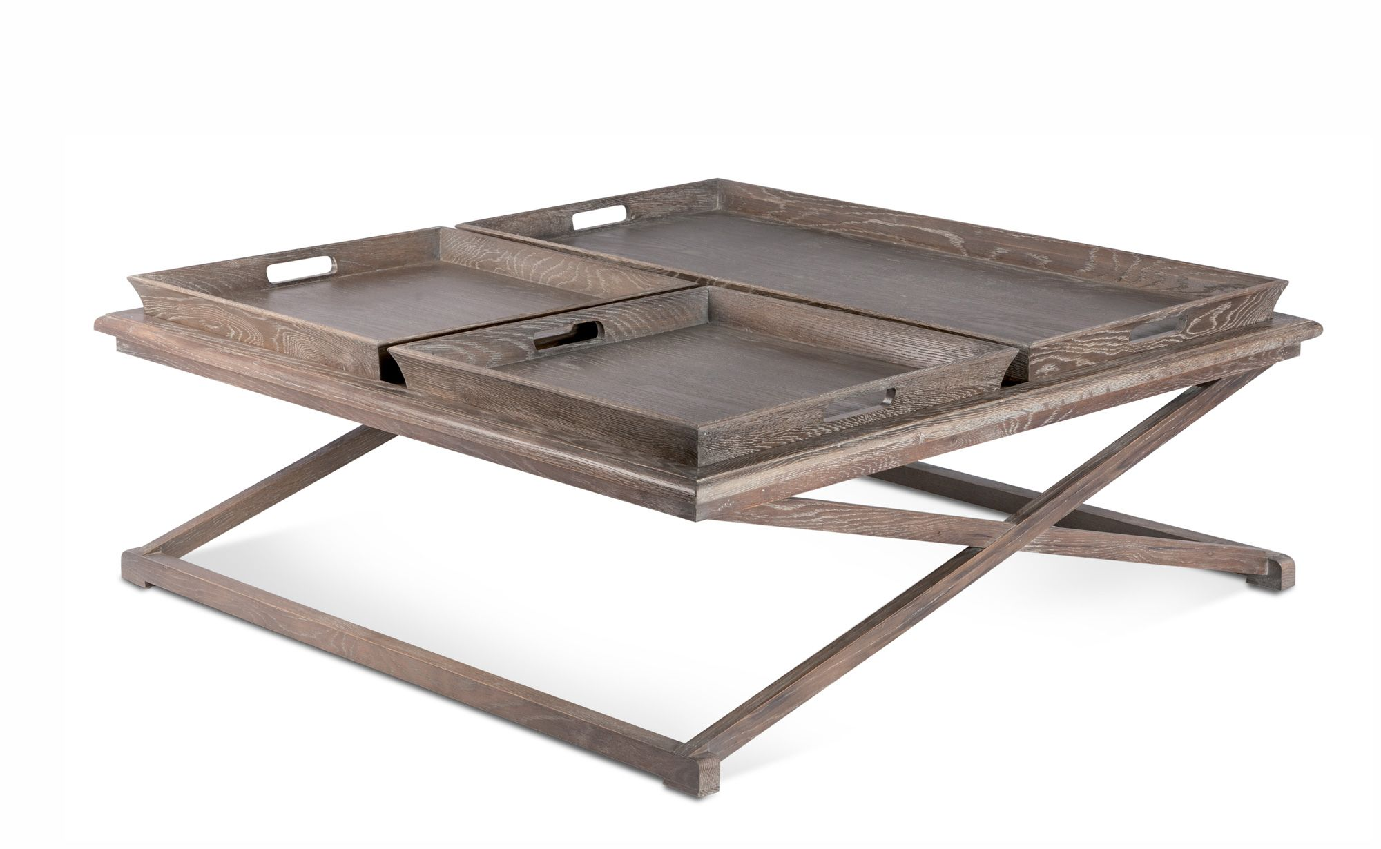 Coco Republic Florida Serving Table coffee tables