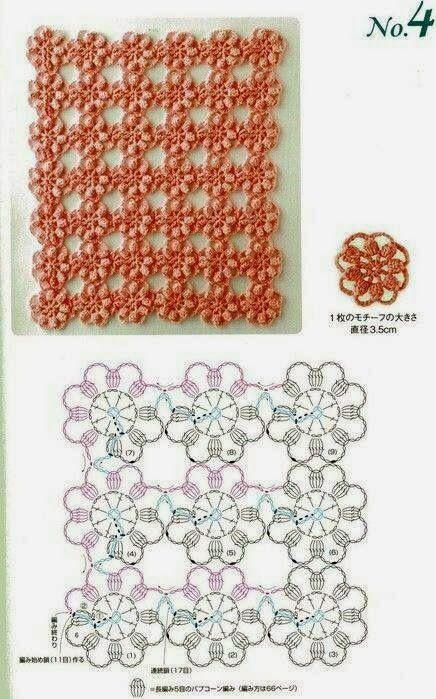 Il tuo Crochet: punti combinati