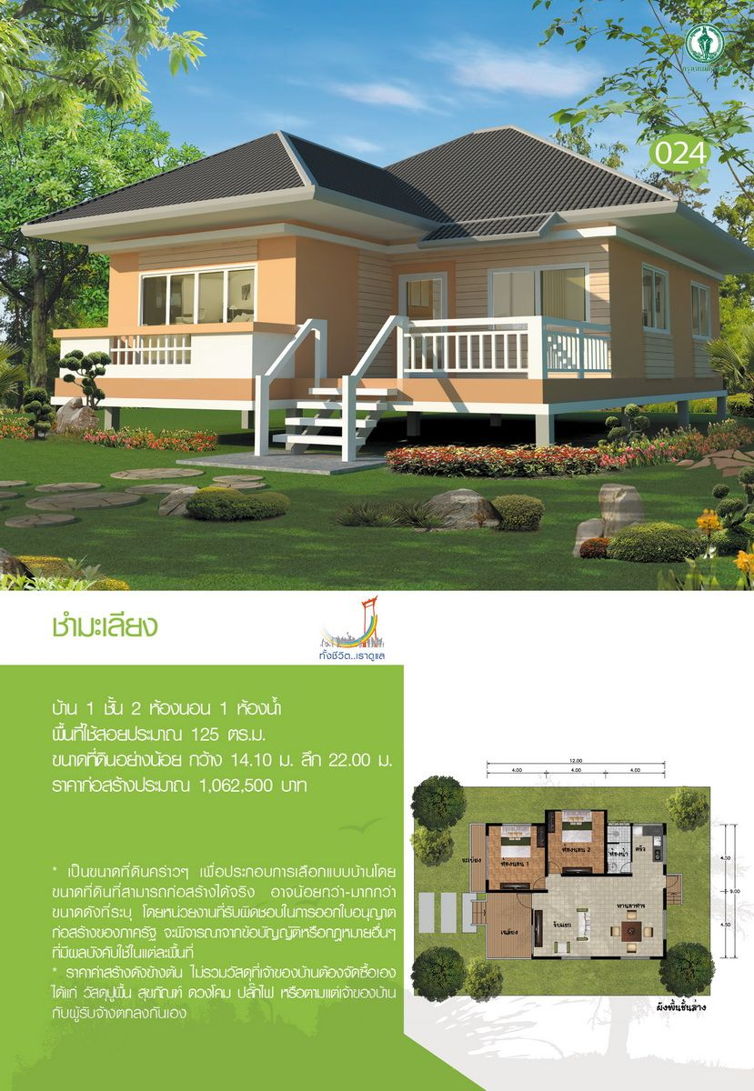 แบบบ านย มเพ อประชาชน 2 Rumah Impian Denah Rumah Rumah
