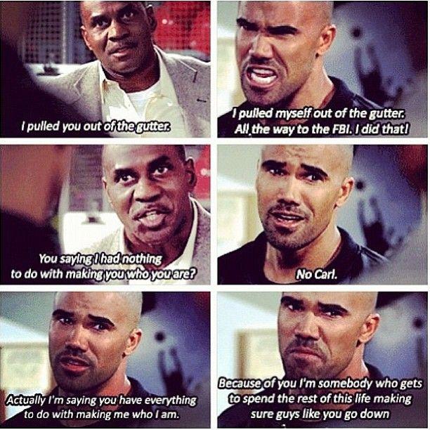Criminal Minds Quotes Morgan