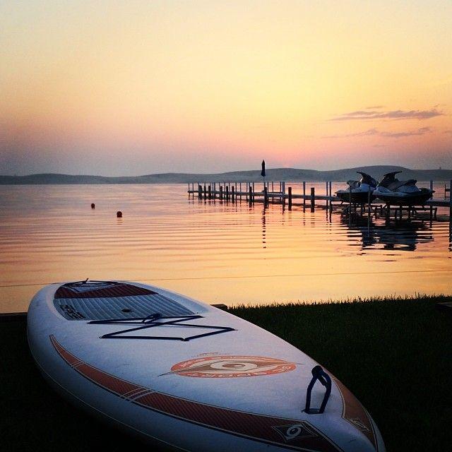 Paddle Board Sup Silver Lake Sand Dunes Silver Lake Sand