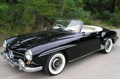 Top 20 Old Classic Vintage Cars For Women ~ vintage everyday