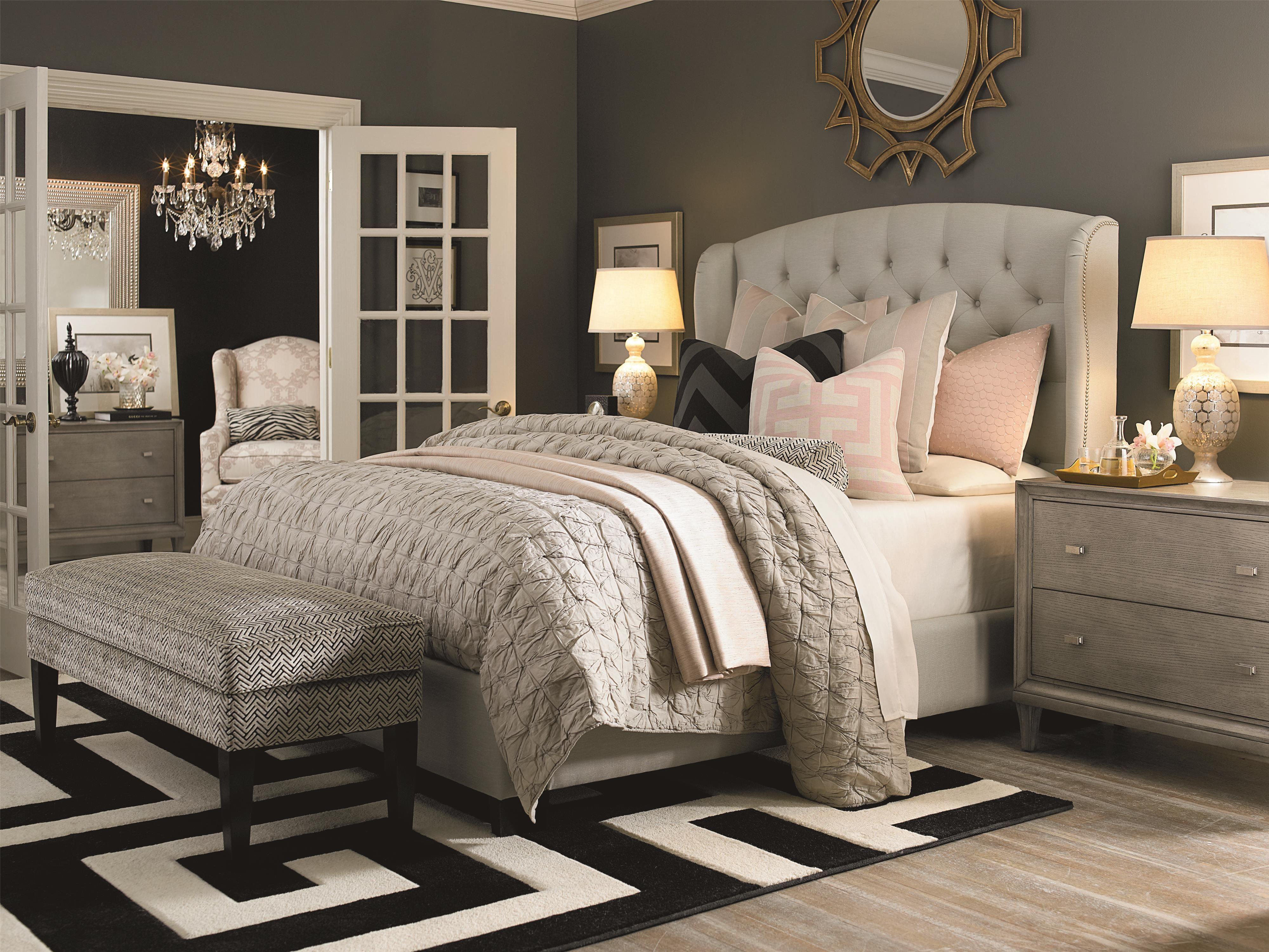 Master bedroom ideas  Customizable Bed from Hudsonus  Bedroom decor  Pinterest  Bedroom