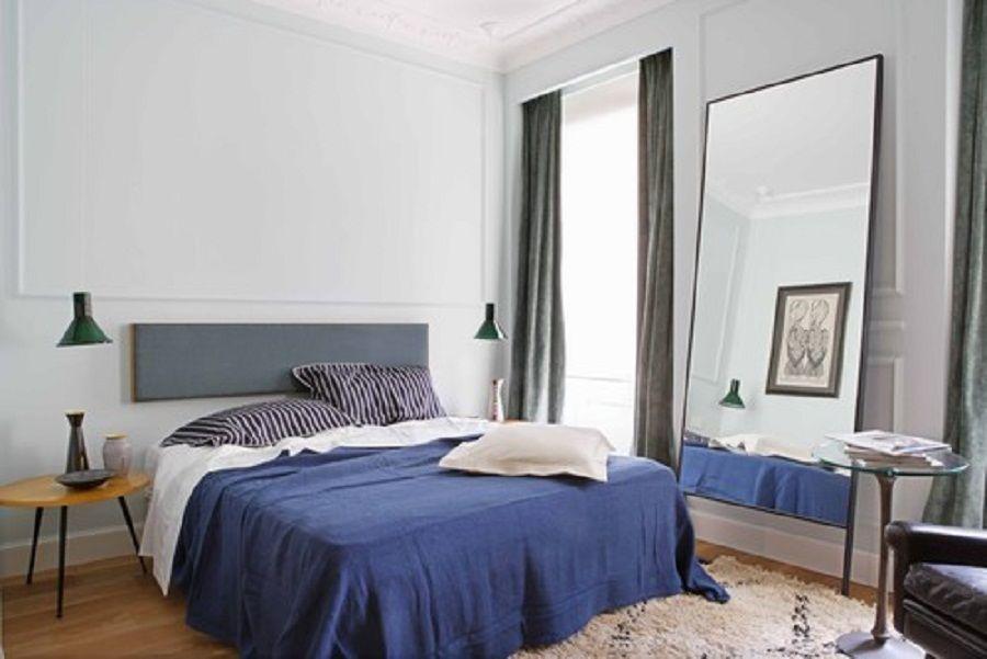 Mens Bedrooms Fabulous Mens Bedroom Ideas With Custom Blue Headboard And Vintage Minimalist Bedroom Design Contemporary Bedroom Stylish Bedroom