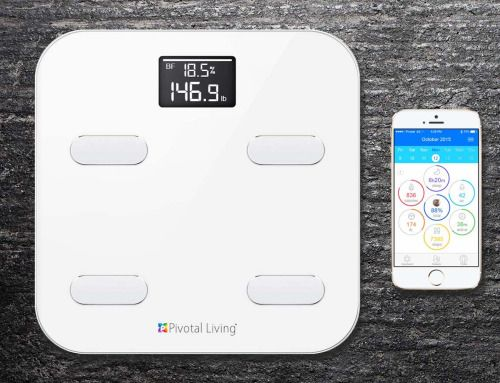 Pivotal Living Bluetooth Smart Scaleaccurately Measure Body Smart Scale Fitness Tracking Devices Basal Metabolic Rate