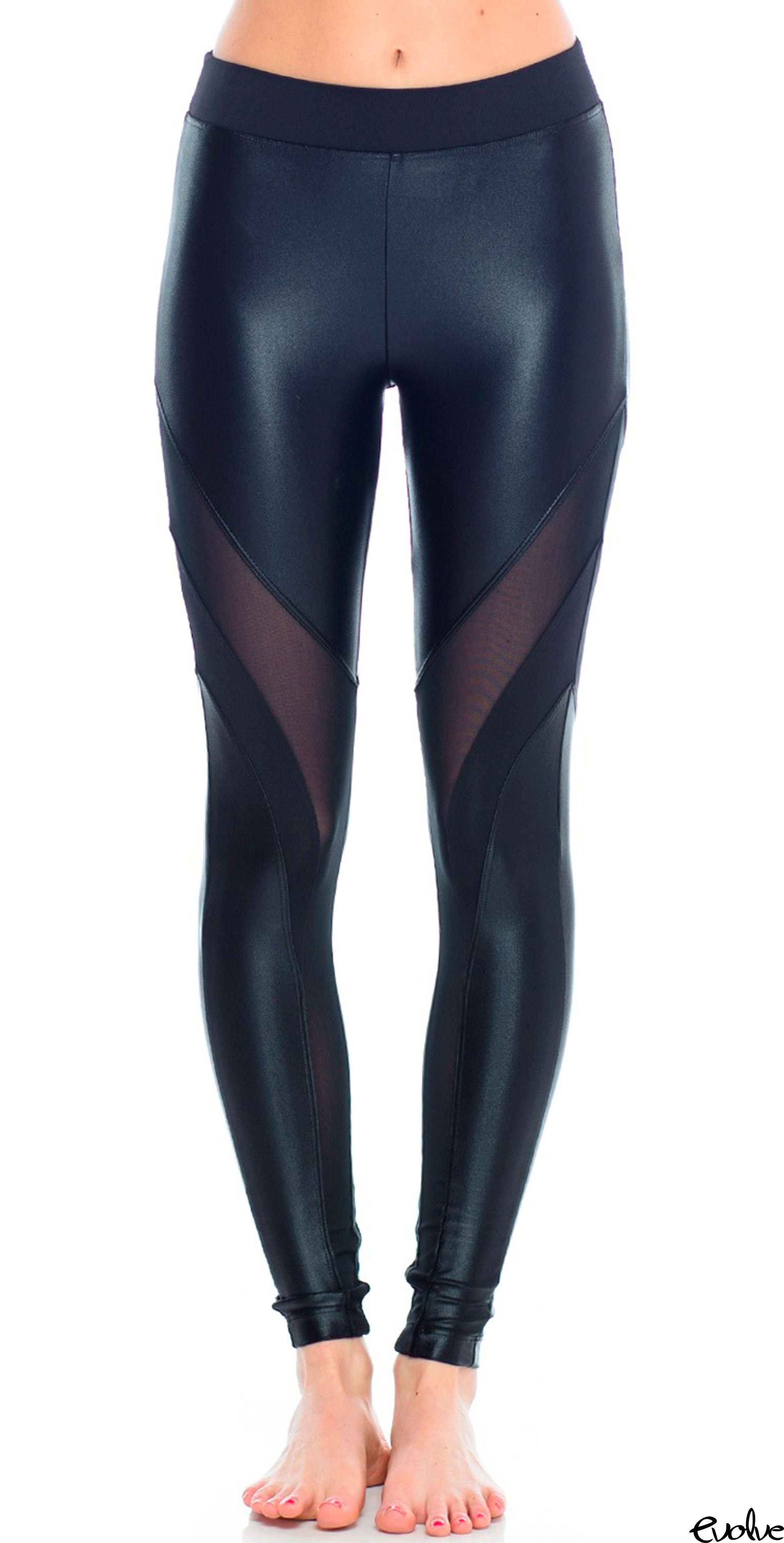 1ffeaa47 Koral Activewear in 2019   GET MESHY   Mesh leggings, Shiny leggings ...