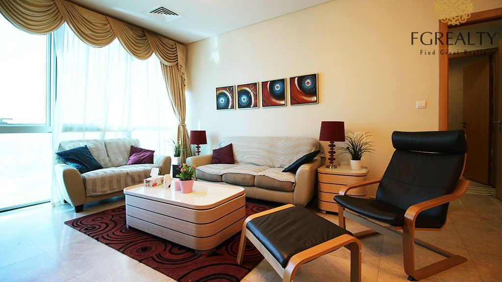 Beautiful Two Bedroom Apartment In West Bay For Rent 10 000 Qar