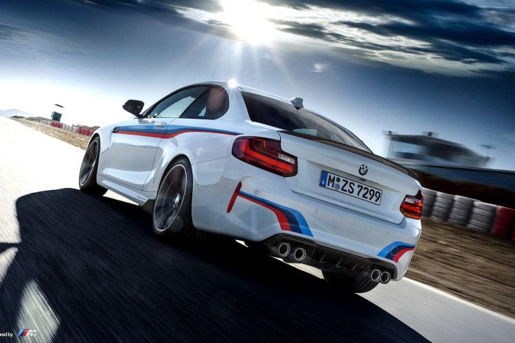 bmw turns the m2 coupe into a motogp safety car technologies bmw