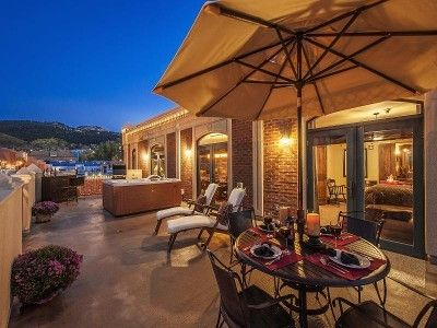 PARK CITY UTAH SKI IN OUT MAIN STREET PENTHOUSE CALEDONIAN LUXURY