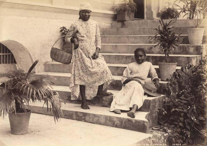 Jamaica as it used to be | Old jamaica, Jamaican art