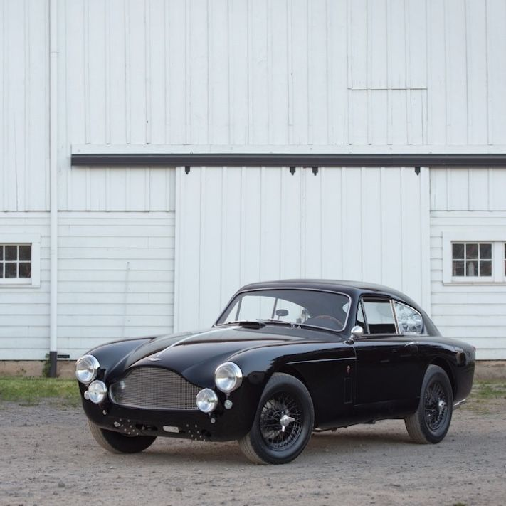 Aston Martin Db2, Aston Martin