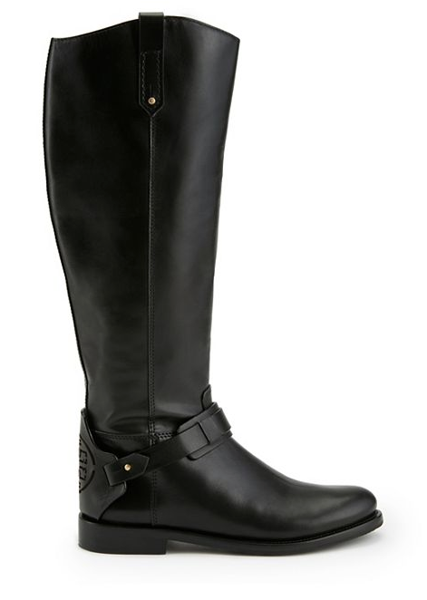 c8d17296caf789 Tory Burch Derby Riding Boot