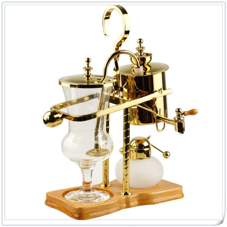 Royal balancing siphon coffee maker/belgium coffee maker,syphon coffee maker Vaccum coffee pot ...