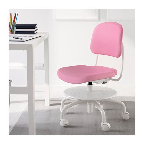 childs office chair. VIMUND Child\u0027s Desk Chair, Pink Childs Office Chair
