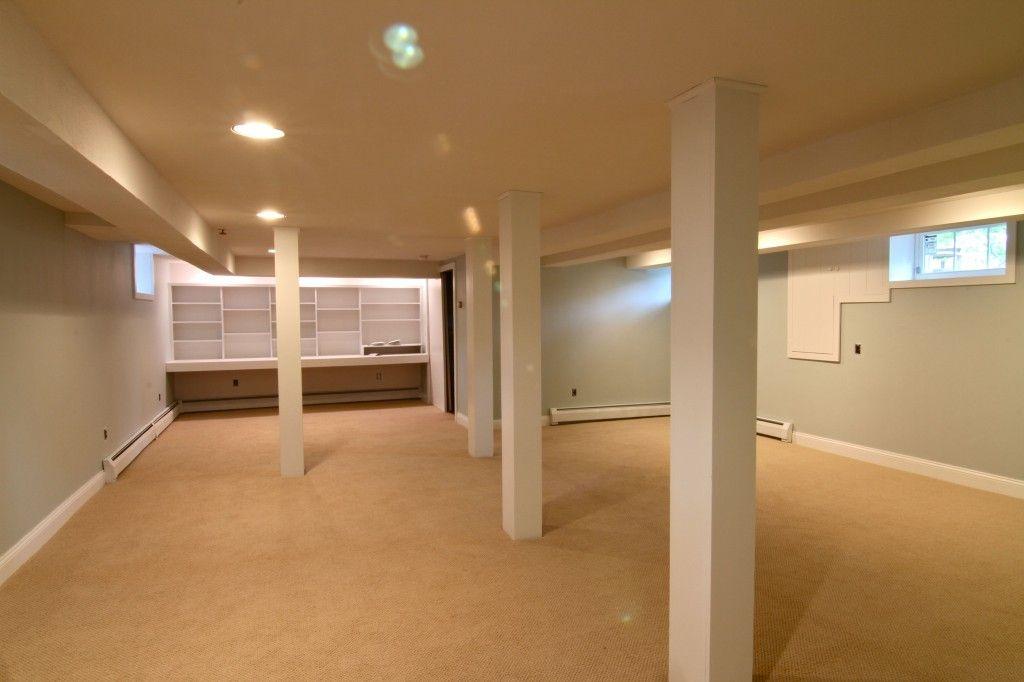 Another Basement Idea Floor Paint Colors Basement Flooring Options Painting Basement Floors