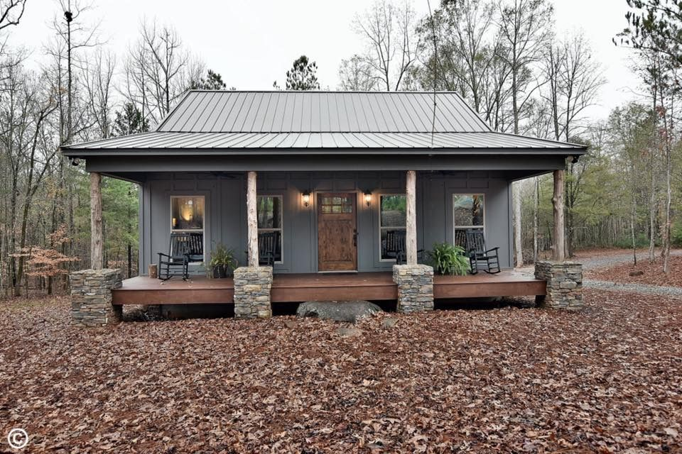Bee smart building llc metal buildings pinterest for Log barn homes