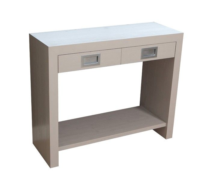 Sidetable Wit Strak.Sidetable Portland Model 2788 Strak Model Sidetable Met