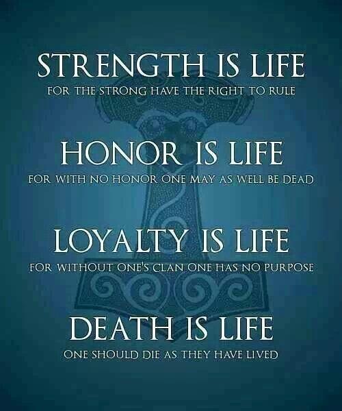 Norse proverbs death