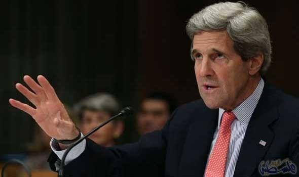"""كيري يؤكد أنه يجب على روسيا منع…: أكد وزير الخارجية الأميركي جون كيري أنه يجب على روسيا منع """"صديقها"""" الرئيس السوري بشار الأسد من قصف شعبه."""