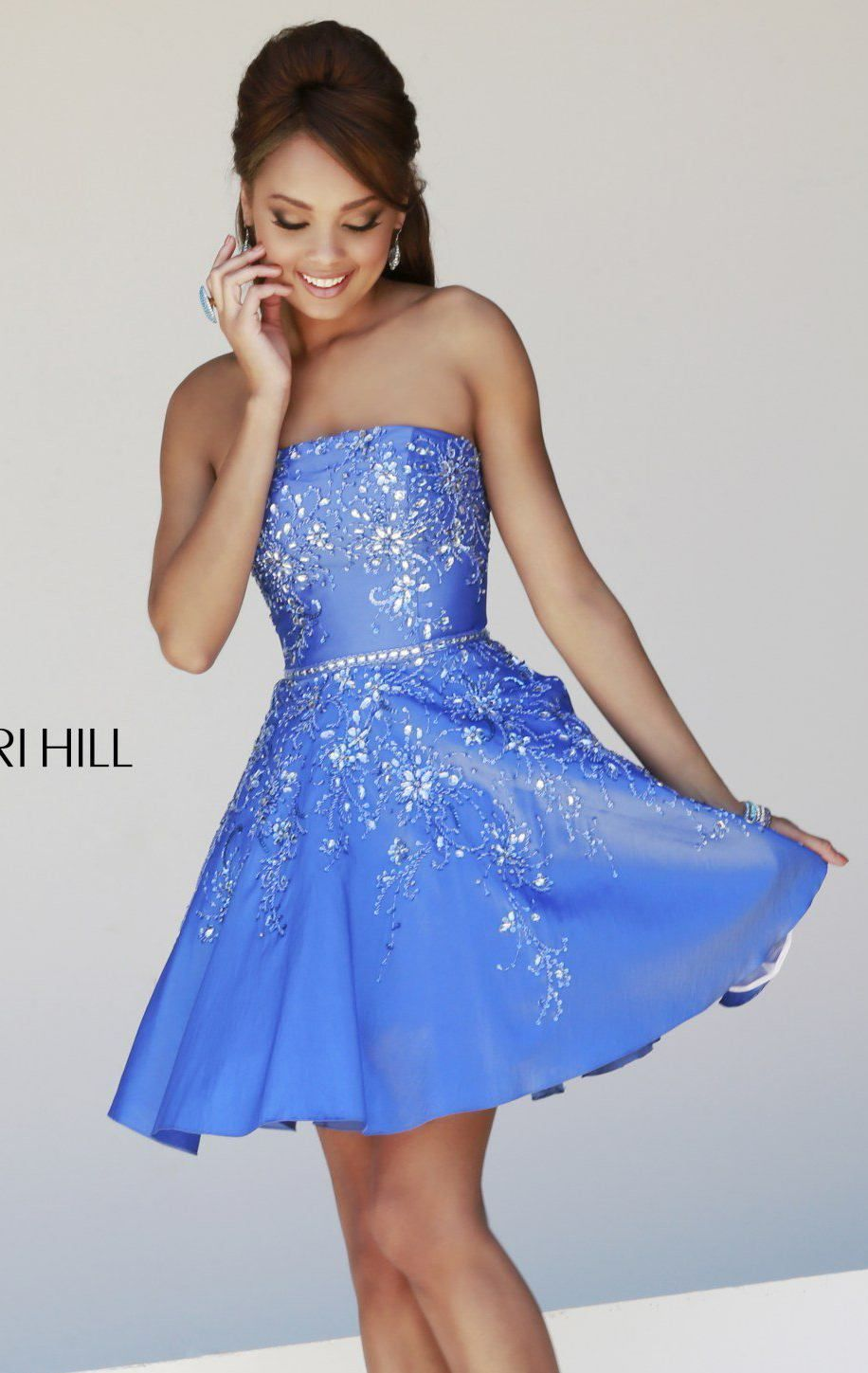 Have that stunning look by sherri hill this charming
